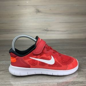 Nike Free RN 2017 running shoes youth